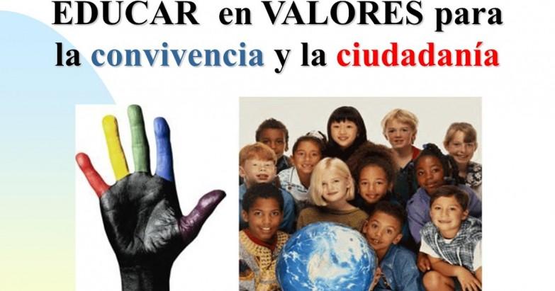 Educar En Valores Para La Convivencia Y La Ciudadania Sie